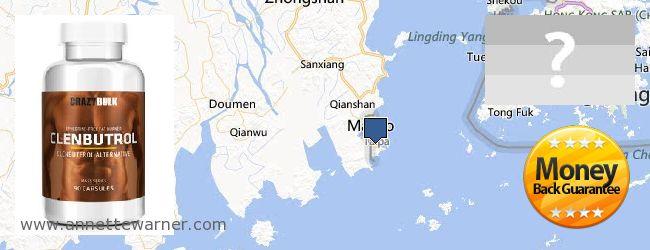 Where to Buy Clenbuterol Steroids online Macau