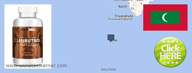 Best Place to Buy Clenbuterol Steroids online Maldives