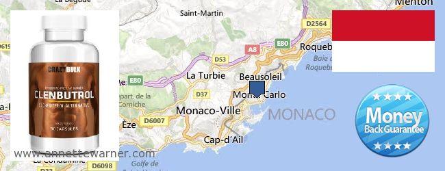 Where to Buy Clenbuterol Steroids online Monaco