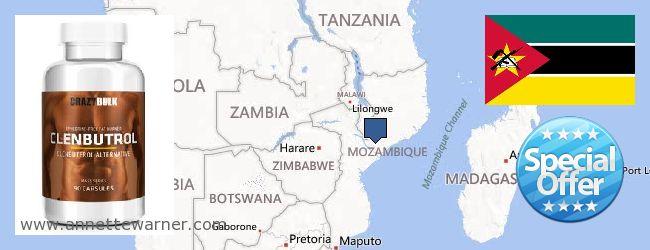 Buy Clenbuterol Steroids online Mozambique