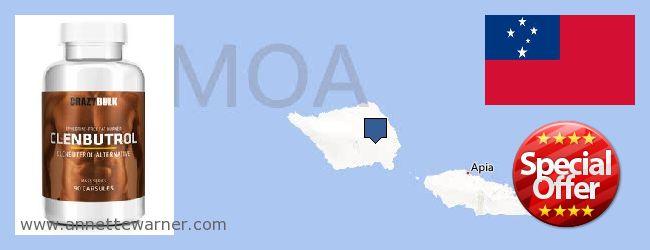 Where to Buy Clenbuterol Steroids online Samoa
