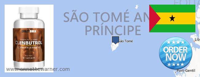 Purchase Clenbuterol Steroids online Sao Tome And Principe