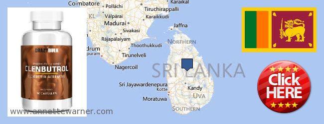 Where to Purchase Clenbuterol Steroids online Sri Lanka