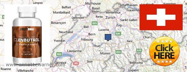 Where to Purchase Clenbuterol Steroids online Switzerland