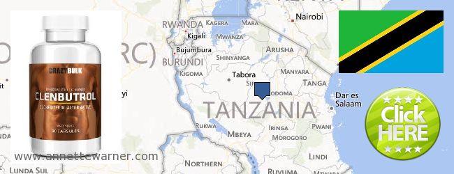 Where to Buy Clenbuterol Steroids online Tanzania