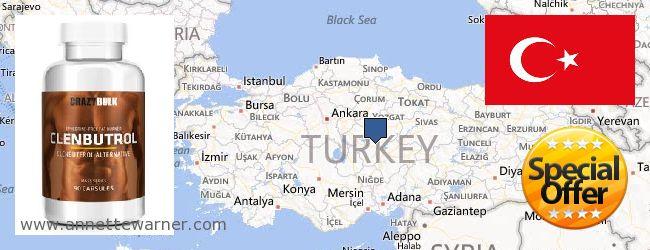 Buy Clenbuterol Steroids online Turkey