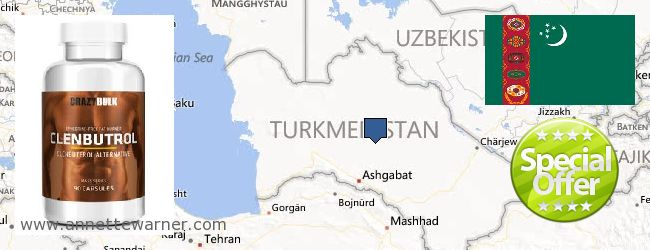 Where to Buy Clenbuterol Steroids online Turkmenistan