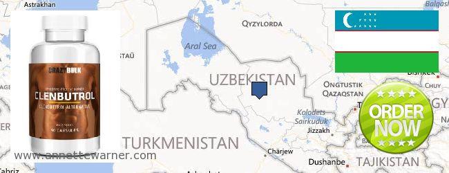 Where to Buy Clenbuterol Steroids online Uzbekistan