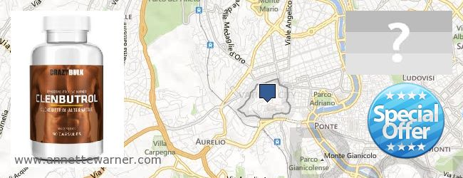 Purchase Clenbuterol Steroids online Vatican City