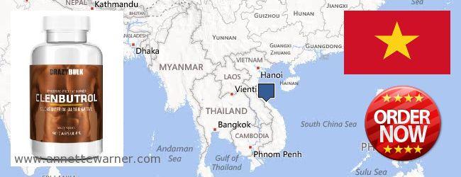 Where to Purchase Clenbuterol Steroids online Vietnam