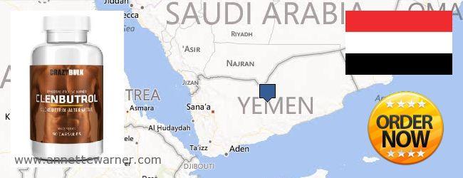 Best Place to Buy Clenbuterol Steroids online Yemen