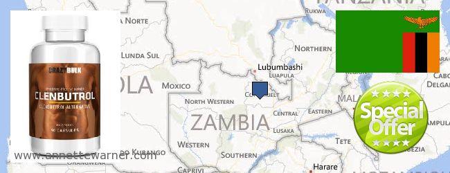 Where to Buy Clenbuterol Steroids online Zambia
