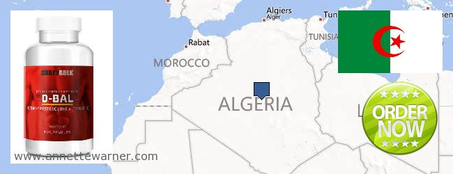 Buy Dianabol Steroids online Algeria