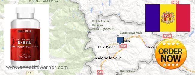 Purchase Dianabol Steroids online Andorra