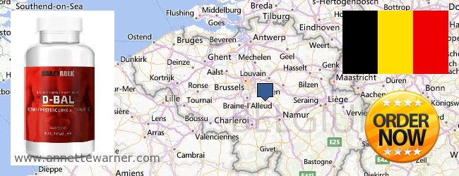 Purchase Dianabol Steroids online Belgium