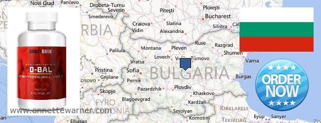 Buy Dianabol Steroids online Bulgaria