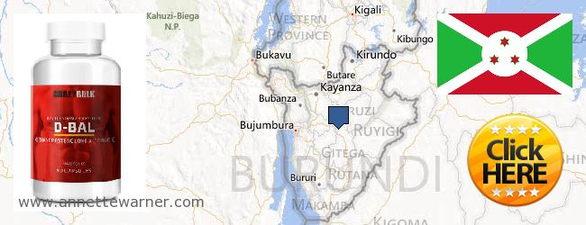 Where to Buy Dianabol Steroids online Burundi