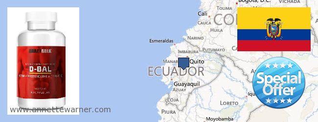 Purchase Dianabol Steroids online Ecuador