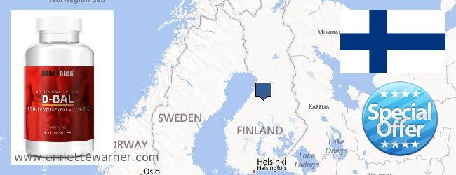 Purchase Dianabol Steroids online Finland