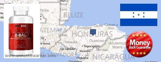 Purchase Dianabol Steroids online Honduras