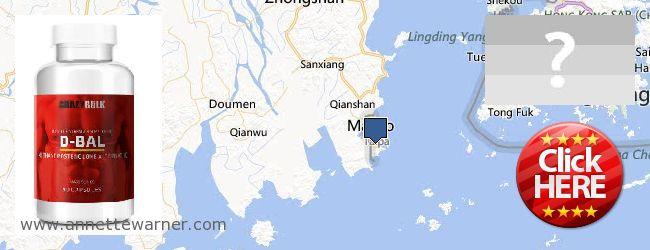 Purchase Dianabol Steroids online Macau