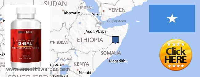 Buy Dianabol Steroids online Somalia