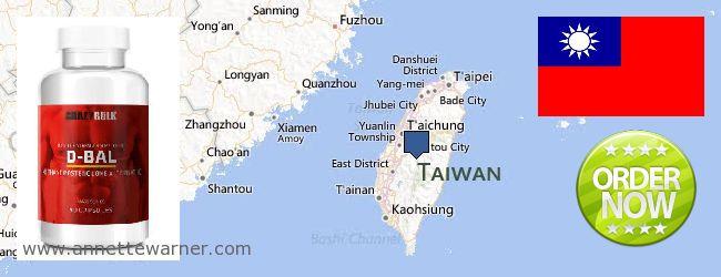 Buy Dianabol Steroids online Taiwan