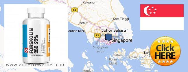 Buy Forskolin Extract online Singapore