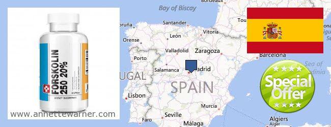 Where to Buy Forskolin Extract online Spain