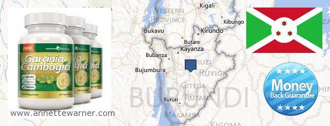 Purchase Garcinia Cambogia Extract online Burundi