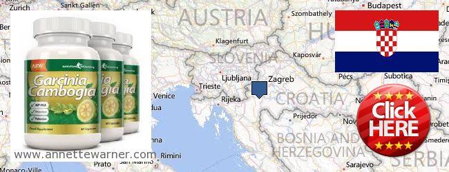 Best Place to Buy Garcinia Cambogia Extract online Croatia