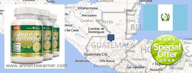 Purchase Garcinia Cambogia Extract online Guatemala