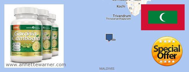 Buy Garcinia Cambogia Extract online Maldives