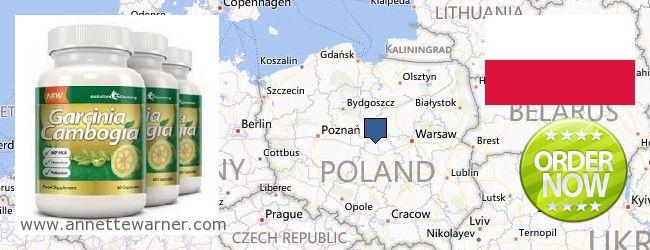 Where to Buy Garcinia Cambogia Extract online Poland