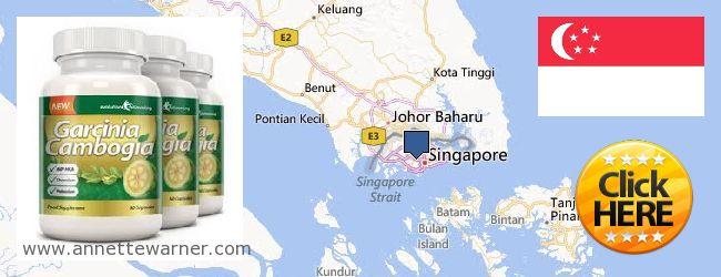 Where to Buy Garcinia Cambogia Extract online Singapore