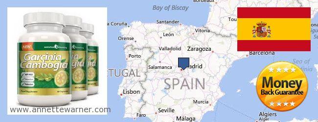 Buy Garcinia Cambogia Extract online Spain