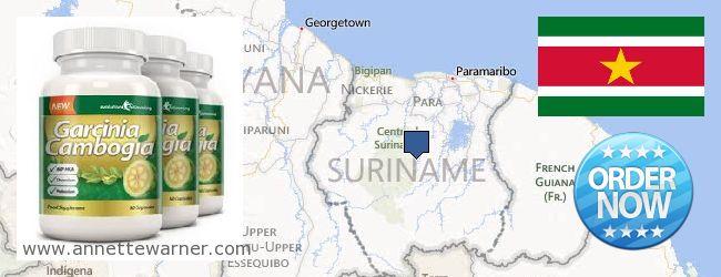 Purchase Garcinia Cambogia Extract online Suriname