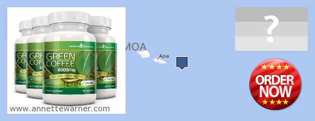 Purchase Green Coffee Bean Extract online American Samoa