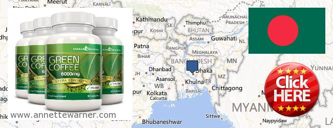 Where to Purchase Green Coffee Bean Extract online Bangladesh