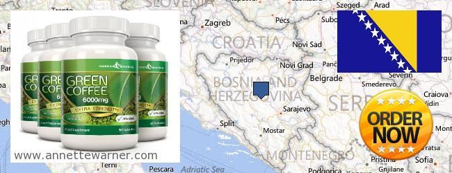 Where to Purchase Green Coffee Bean Extract online Bosnia And Herzegovina
