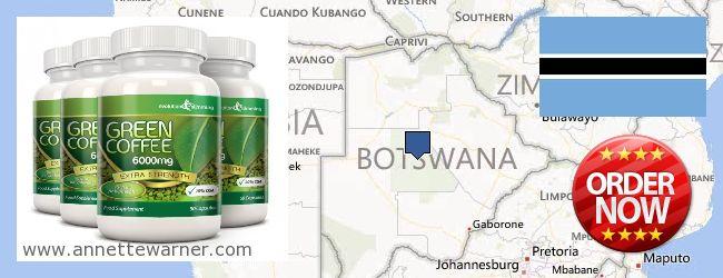 Purchase Green Coffee Bean Extract online Botswana