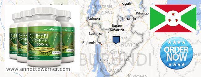 Where Can You Buy Green Coffee Bean Extract online Burundi