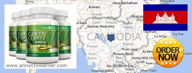 Where to Buy Green Coffee Bean Extract online Cambodia