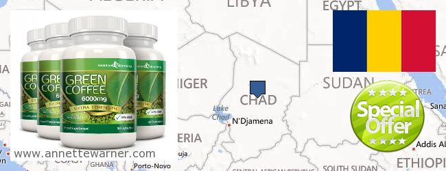 Where to Purchase Green Coffee Bean Extract online Chad