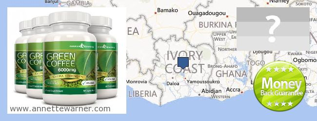 Purchase Green Coffee Bean Extract online Cote D'ivoire
