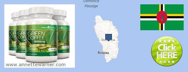 Buy Green Coffee Bean Extract online Dominica
