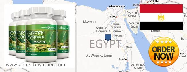 Purchase Green Coffee Bean Extract online Egypt