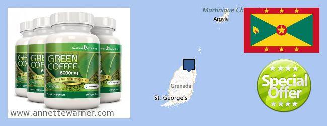 Buy Green Coffee Bean Extract online Grenada