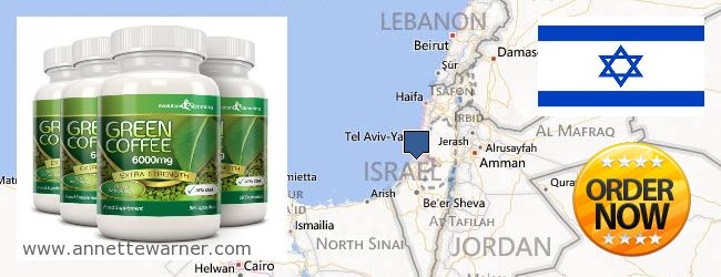 Buy Green Coffee Bean Extract online Israel
