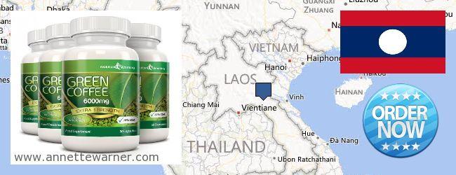 Buy Green Coffee Bean Extract online Laos